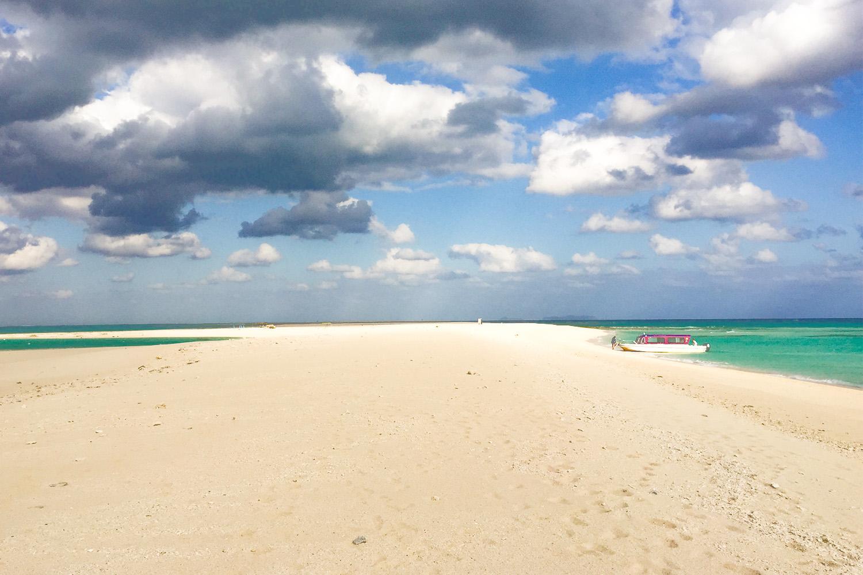 沖縄・はての浜